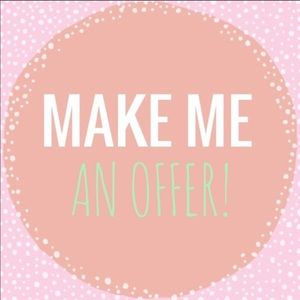 I love offers! 💗